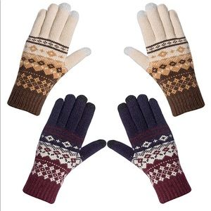 Screen Texting Winter  Gloves